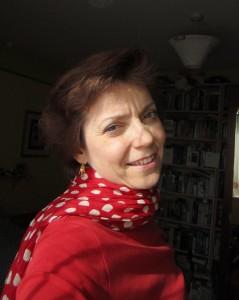 Hello. I'm Anna, the author of Eden Undone