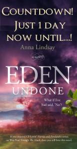 Eden Undone countdown 1